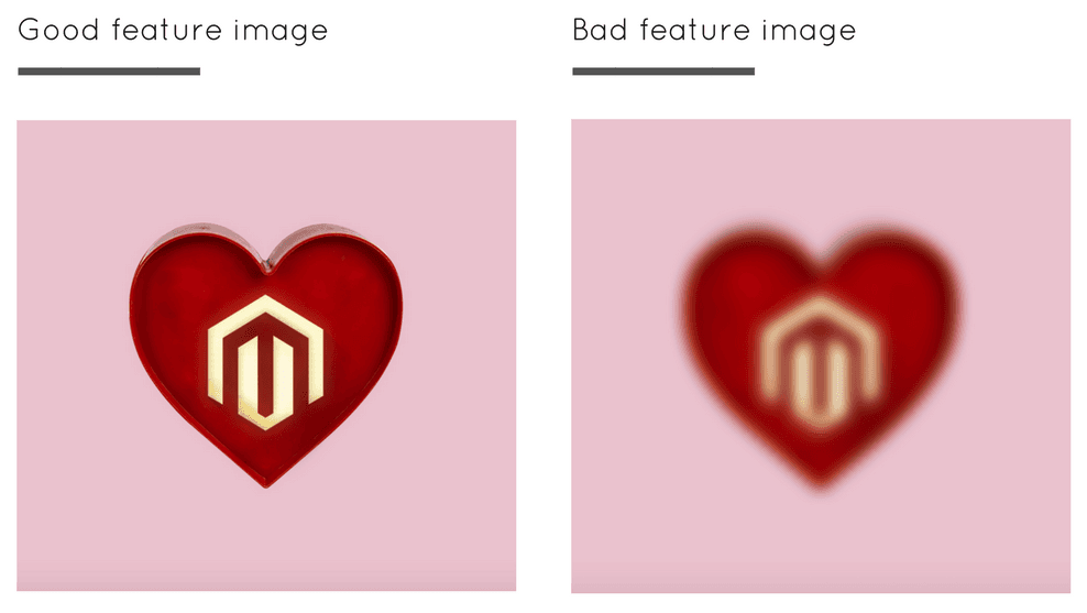 Importance of a Great Feature Image to Attract Readers | Kanuka Digital