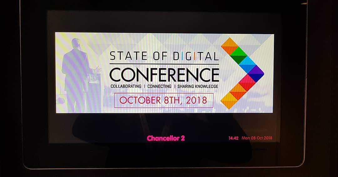 state of digital 2018 signage - Kanuka Digital
