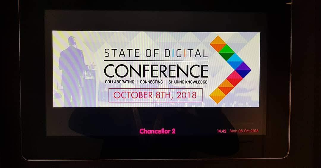 state of digital 2018 signage - Kanuka Digital