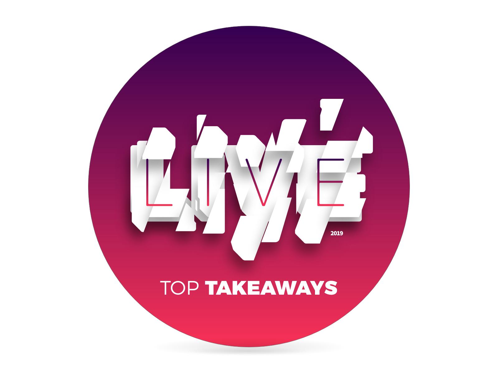 6 iWeb Live Marketing Takeaways   Kanuka Digital