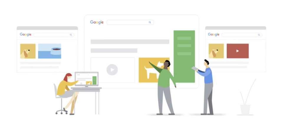 How Google provides the best user experience